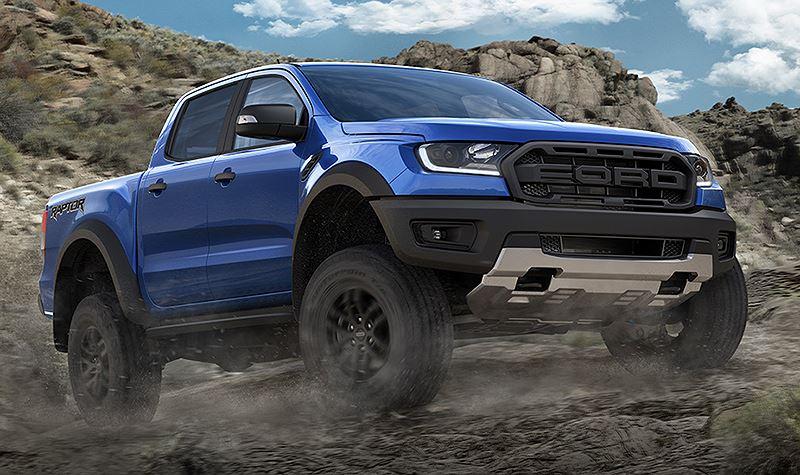 Ford Ranger Raptor 2018 có giá bao nhiêu