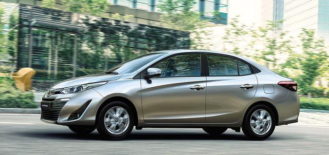 Toyota Vios 2019 sẽ có giá dao động từ 600 triệu đồng tại Việt Nam.