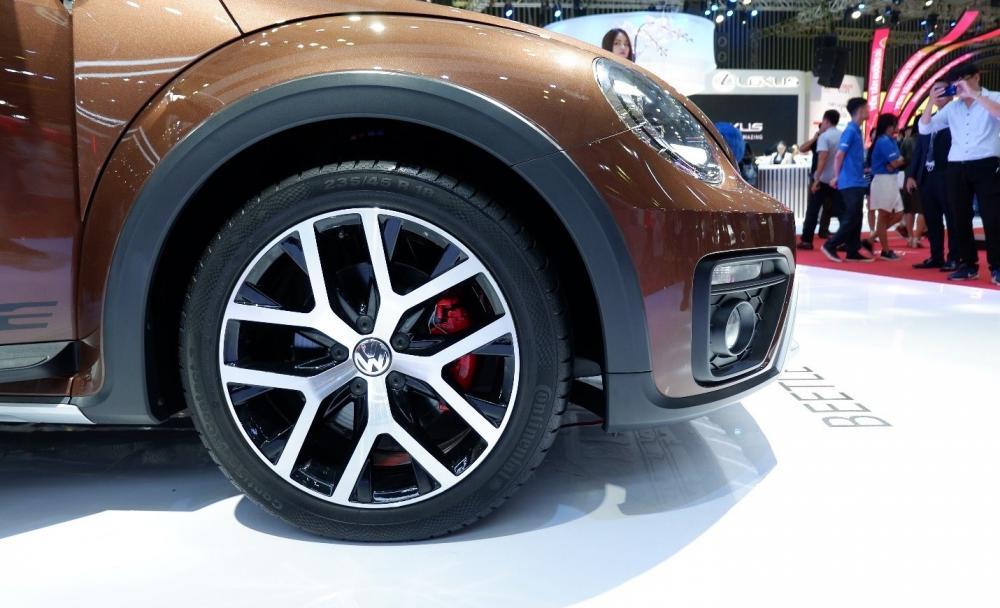 FChi tiết Volkswagen Beetle mới trình làng tại VMS 2018