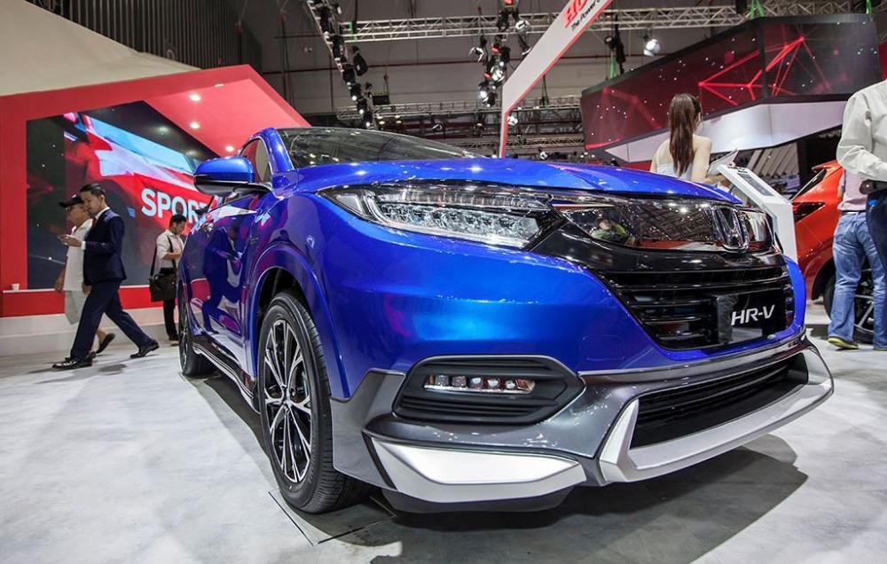 Khám phá Honda HR-V Mugen đầy thể thao mạnh mẽ tại VMS 2018
