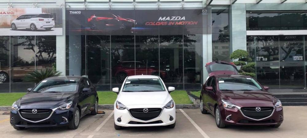 Mazda 2 2019 đã về Việt Nam, giá từ 509 triệu đồng