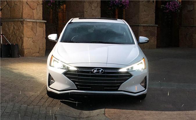 Hyundai Elantra 2019 được đưa về Việt Nam, chờ ngày ra mắt5aa