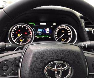 Toyota Camry 2019 ra mắt tại sự kiện dành riêng cho đại lý4aa
