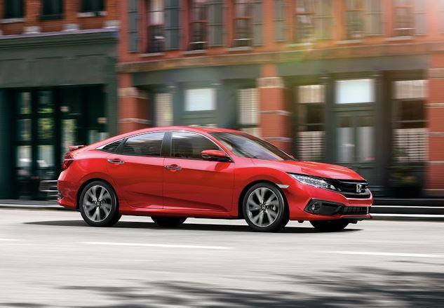 Giá xe Honda Civic 2019 được công bố, cao nhất 934 triệu đồng