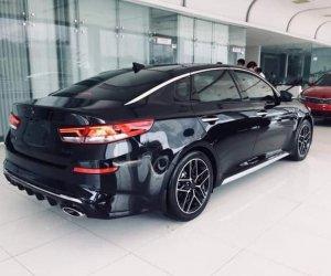 Giá xe Kia Optima 2019 bất ngờ tăng ngay khi mới đã về đại lýsdfsdf