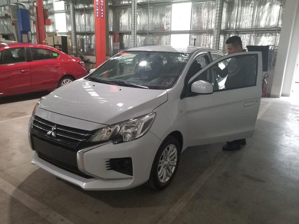 Mitsubishi Việt Nam tung ưu đãi cho khách đặt mua Attrage 2020 chuẩn bị ra mắtdf