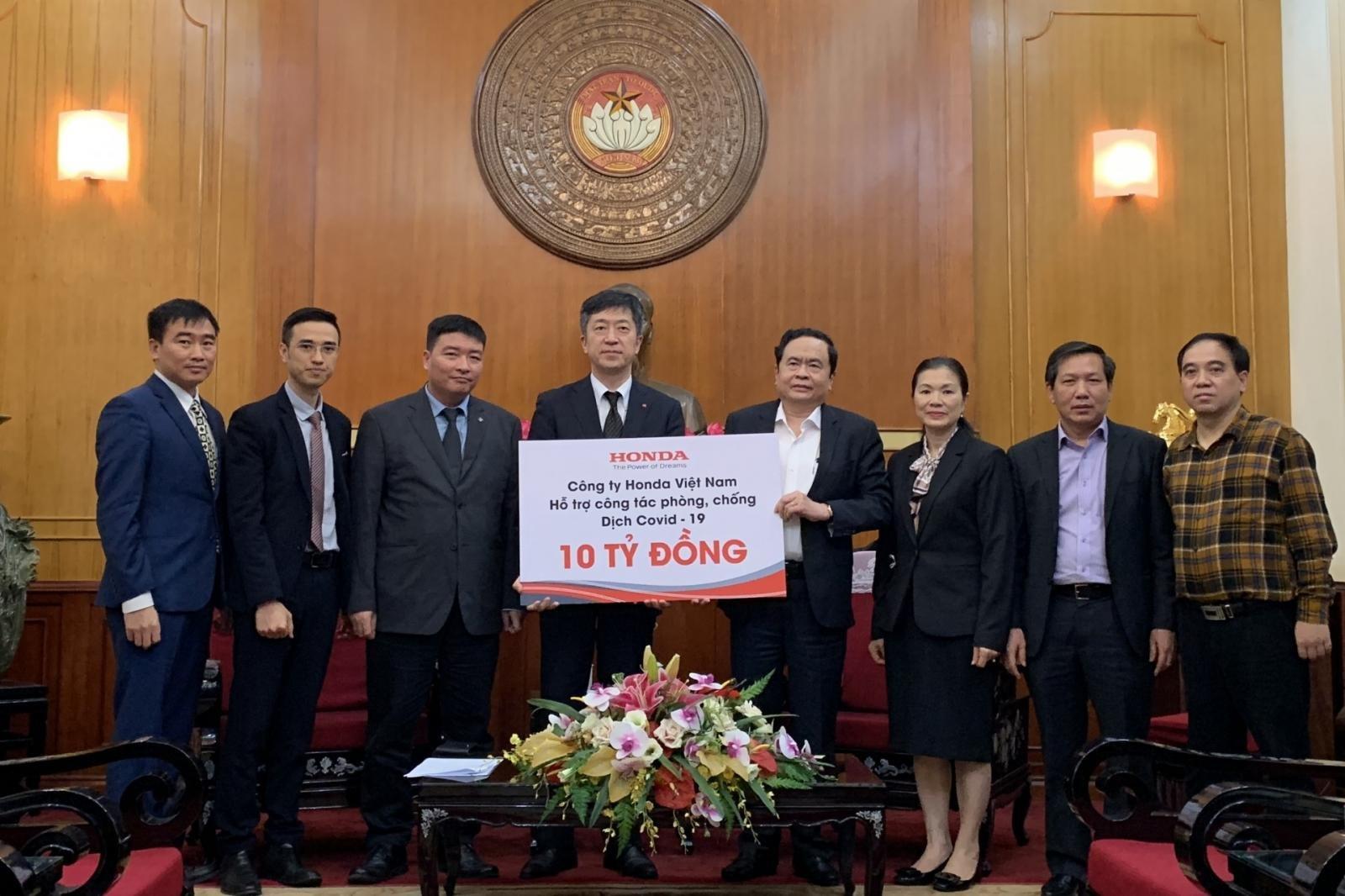 Từ ngày 1/4, Honda Việt Nam tạm dừng sản xuất trong 15 ngày để phòng chống dịch Covid-19fgj