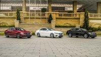 Mercedes-Benz E-Class 2019 ra mắt thêm bản mới, giá hơn 2 tỷ đồng