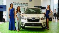 Subaru Forester 2019 ra mắt khách Việt, giá ưu đãi chỉ từ 990 triệu đồng
