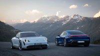 Porsche Taycan 2019 ra mắt toàn cầu, giá từ 150.900 USD