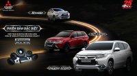 Mitsubishi Xpander, Outlander và Pajero Sport bản đặc biệt ra mắt khách Việt