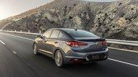 Hyundai Elantra 2019 chuẩn bị ra mắt tại Mỹ