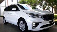 Cận cảnh Kia Sedona 2019 sắp ra mắt khách hàng Việt