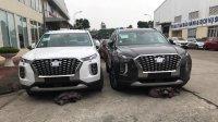 Hyundai Palisade 2020 nhập khẩu Hàn Quốc đã về Việt Nam