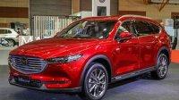 Mazda CX-8 2019 lắp ráp tại Việt Nam chuẩn bị bán ra vào tháng sau