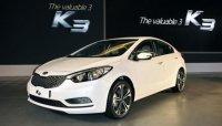 Trường Hải tung ưu đãi lớn trên tất các xe Kia, Mazda và Peugeot