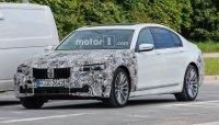 BMW 7-Series nâng cấp sẽ bắt đầu được sản xuất vào tháng 3/2019