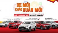 Cận Tết, Mitsubishi Pajero nhập tiếp tục ưu đãi 164 triệu đồng