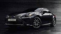 Lexus RC 300h F Sport Black Edition có giá 1,4 tỷ đồng tại Anh quốc