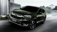 Honda CR-V - Xe ô tô nhập bán chạy nhất thị trường Việt tháng 4/2018