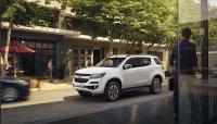 Giá xe Chevrolet Trailblazer tháng 5/2018: Ưu đãi cao nhất 80 triệu đồng