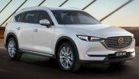 Thông tin chi tiết Mazda CX-8 2018 - SUV 3 hàng ghế mới giá 723 triệu đồng