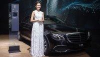Ngắm người đẹp và xe sang Merc tại triển lãm Mercedes-Benz Fascination