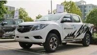 Mazda BT-50 2018 bắt đầu được mở bán