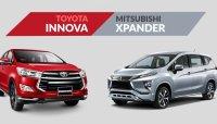 Tầm 700 triệu đồng, chọn Mitsubishi Xpander 2018 hay Toyota Innova 2018?