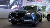 Ưu đãi cho khách hàng khi mua Mazda 3 và CX-5 trong tháng 10/2018