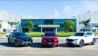 Mazda tặng kèm phụ kiện và bảo hiểm đồng loạt trong tháng 11 cho khách hàng