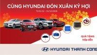 Ưu đãi cuối năm, Hyundai bảo dưỡng xe miễn phí cho khách hàng
