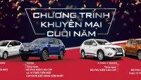 Khuyến mại tháng 12/2018: Nissan Việt Nam ưu đãi nối tiếp ưu đãi
