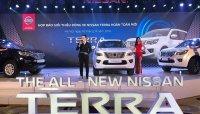 Nissan Terra 2019 chính thức ra mắt, giá cao nhất 1,226 tỷ đồng