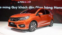 Honda Brio chuẩn bị mở bán tại Việt Nam những phiên bản nào?