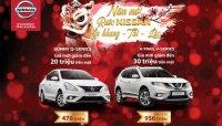 Nissan Việt Nam giảm giá niêm yết cho X-Trail V-Series và Sunny Q-Series từ đầu năm 2019