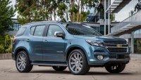 Giá xe Chevrolet Trailblazer tháng 1/2019: Giảm lớn đến 30 triệu đồng