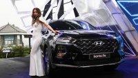 """Hyundai Santa Fe 2019 chính thức trình làng ô tô Việt, giá rẻ """"bất ngờ"""""""