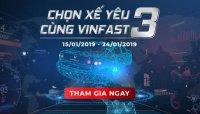 VinFast ra mắt 7 mẫu xe Premium thăm dò ý kiến khách hàng