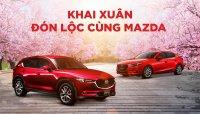 Mazda giảm giá lớn đến 30 triệu đồng ngay sau Tết tại Việt Nam