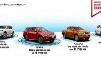 Nissan Việt Nam giảm giá và tặng quà cho khách mua xe trong tháng 2/2019