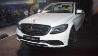 Ảnh chi tiết Mercedes-Benz C200 Exclusive 2019 vừa trình diện khách Việt
