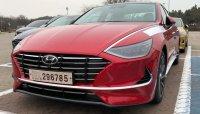 Hyundai Sonata 2020 bị lộ nhiều thông tin, bao giờ mới về Việt Nam?