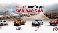 Ưu đãi thường niên, các mẫu xe Nissan được giảm giá đến 30 triệu đồng tại nước ta