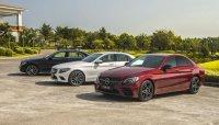 Khách Việt mua xe sang Mercedes-Benz tháng 5 cũng có quà