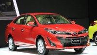 """Doanh số xuống dốc """"không phanh"""", Toyota Vios nhận ưu đãi khủng kích cầu mua sắm"""