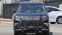 Lexus GX 2020 mới sẽ dùng hộp số tự động 10 cấp?