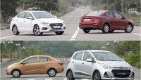 Tổng hơp 10 mẫu xe bán chạy nhất Việt Nam tháng 4/2019: Hyundai Grand i10 và Accent lên ngôi