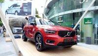 Volvo XC40 2019 ra mắt khách Việt, sẵn sàng cạnh tranh với Mercedes GLA và BMW X1
