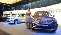 Suzuki Ertiga 2019 chính thức ra mắt với mức giá đúng như dự đoán từ trước